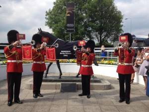 Derby Horse Racing Bearskin