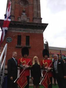 Bexleyheath Clocktower opening fanfare