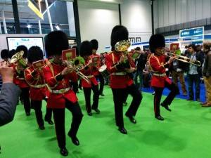 Marching Band Bearkins British